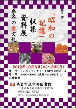2012昭和ポスター