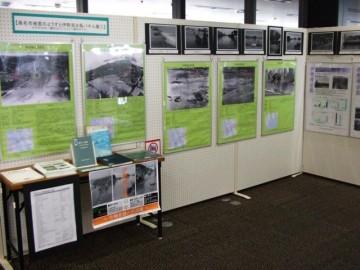 4階歴史の蔵前パネル展示